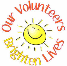 Volunteers Brighten Our Lives